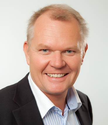 Ulrich Hilgefort (CEO)