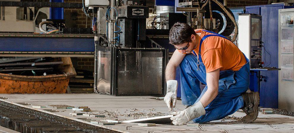 Lohnfertigung bei der Hilgefort GmbH